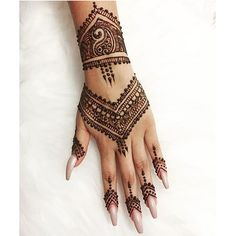 """Henna Dil Se by Nadia Ali on Instagram: """"""""Do not await the right second, take a second and make it good!"""""""". ** Look into even more by going to the image link"""