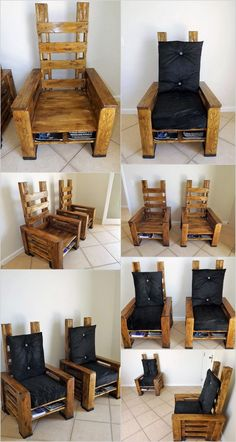 There is no limit of creativity and those who have time should not waste their skills, they can amaze the guests by creating unique things by utilizing the material that is of no use just like the recycled wooden pallets. Not much effort is required for making the wood pallet chair with the book storage because there is no need of cutting the pallets in different shapes. The great thing about this unique piece of furniture is that it eliminates the need of a book shelf for the placement of…