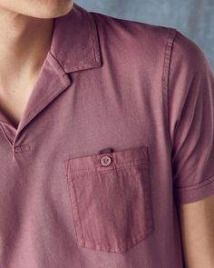 Cotton polo shirt - Pink | Tops & T-shirts | Ted Baker