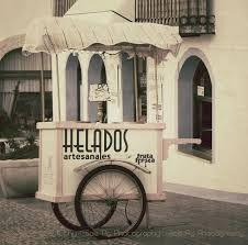 carrito de helados vintage - Buscar con Google