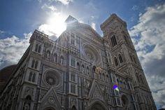 Piazza del Duomo Firenze Tuscany Italy