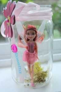 Cute Fairy Birthday Party Ideas. Every Girl Will Want A Party Favor!