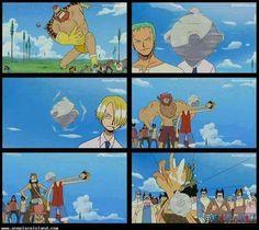 Always Usopp. (One Piece / ワンピース) One Piece Meme, One Piece Crew, One Piece Funny, One Piece Comic, One Piece Fanart, Zoro, Manga Anime, Anime Meme, Tsurezure Children