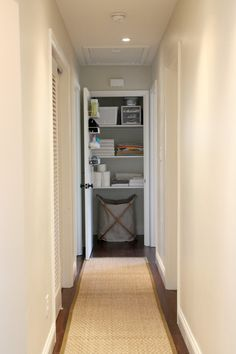 Making the Most of Small Closets: Linen Closet