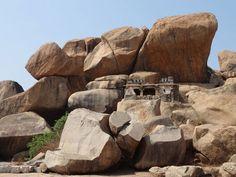 Chaos rocheux de Hampi, Inde --  Photo Bertrand Maudet pour Eden Saga -- tous droits réservés