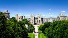 Castelo de Windsor, Berkshire, Inglaterra