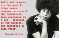 Angela Davis was a natural wearing activist when it was all about black power ...and clinched fist in the air