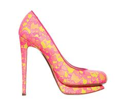 nicholas kirkwood i want shoes lace spring 2012