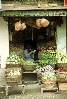 Ladakh Vegetable Shop