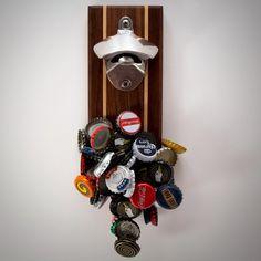 Fancy - Stout Magnetic Bottle Opener by DropCatch