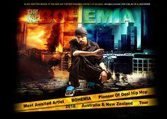 bohemia the punjabi rapper - Google Search Bohemia The Punjabi Rapper, New Zealand Tours, Hip Hop, Australia, Google Search, Artist, Movies, Movie Posters, Bohemian