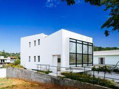 Casa Um   Terra e Tuma #elevation