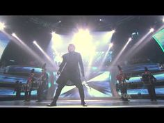 "James Durbin ""Uprising"" Top 7 American Idol 4/20/11"