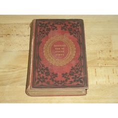 Selections From The English Poets. With Steel Engravings. Rare Hardback Book…