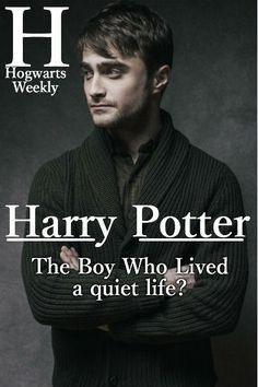 inside-the-leaky-cauldron:  Hogwarts Weekly. Inside the Big Seven.
