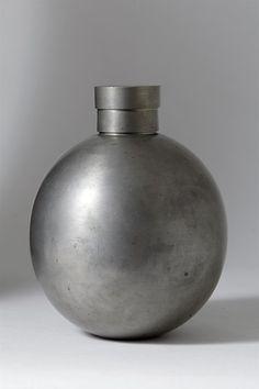 // Nils Fougstedt or Björn Trägårdh; Cocktail Shaker for Svenskt Tenn, 1930s.