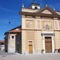 Chiesa di Maria Vergine Incoronata a Castelletto Stura (Cn) | Scopri di più nella sezione Chiese e Comunità Parrocchiali del portale #cittaecattedrali