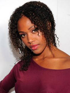 Nicole Beharie as Abbie on Sleepy Hollow