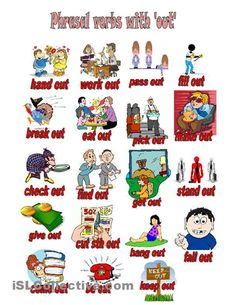 ".Phrasal verbs using ""out"""