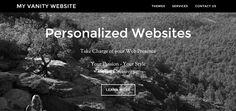http://myvanitywebsite.com/  Vanity Websites