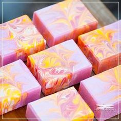 Mantra marbles soap - video tutorial