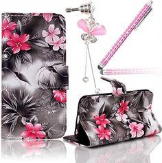 7425cd44c16 Fundas para tablet · Sunroyal®Funda Carcasa Samsung Galaxy Note 4 N9100  Case Caso Cover elegante y Chic Colorida