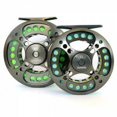 Guideline QUADRA has evolved from hours of thinking, sketching and testing of various design solutions. The end result is a fly reel that will provide outstanding performance for years to come. It combines aesthetic looks with the tough functionality of a modern large arbor reel.  TL, AOS Fly Fishing Team Fly Reels, Aesthetic Look, Fly Fishing, Sketching, Store, Modern, Design, Trendy Tree, Pinwheels