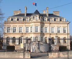 L'Hôtel de Ville d'Epernay (Marne) - Architecte : Le Noir, 1919