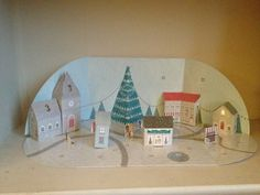 Build a town advent calendar day 13
