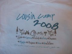 Pin by desiri martens on cousins how to run a cousin camp fandeluxe Gallery