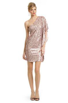 Badgley Mischka Starstruck Dress