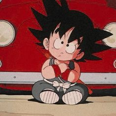Goku Wallpaper, Kid Goku, Spiderman Art, Dragon Ball Gt, Cartoon Art Styles, Retro, Just In Case, Manga Anime, Character Design