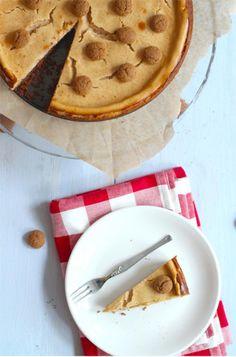 Cheat day: Kruidnoten cheesecake