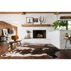 Loloi Rugs Grand Canyon Beige & Brown Area Rug | AllModern