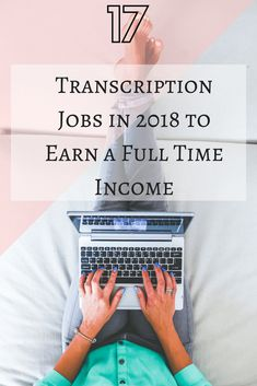 I've carefully researched 17 of the best companies that offer transcription work. Each one has something a little different to offer, so you should be able to find a few that will work for you. Get started today!