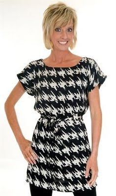 hubby got me a dress very similar to this... great gameday dress. pair with maroon instead of crimson and don't wear when we play against Bama. :)
