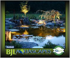 Fish Ponds|Pond Contractor|Colts Neck|Landscape Ideas| - NJ - BJL Aquascapes