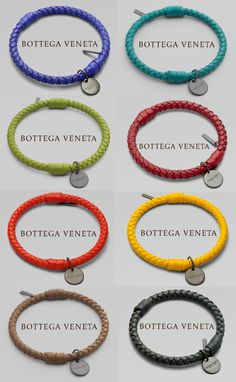 BOTTEGA VENETA Braided Leather Bracelet Leather Armor, Leather Belt Bag, Leather Keychain, Leather Men, Leather Wallet, Leather Accessories, Fashion Accessories, Braided Leather, Bottega Veneta
