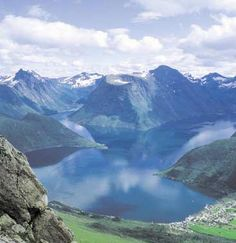 Norway! The land of my ancestors. Well, the majority of them. I still have distant family here!