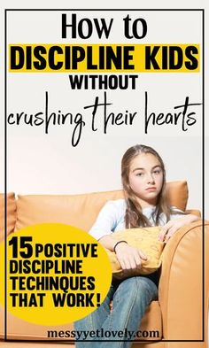 What is positive discipline? And the best discipline techniques that work - Kids constantly test our boundaries because they want to feel safe. But if you lose your calm and t - Discipline Positive, Discipline Quotes, Toddler Discipline, Gentle Parenting, Parenting Teens, Parenting Quotes, Parenting Advice, Peaceful Parenting, Parenting Classes