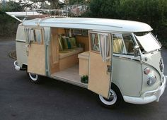 The VW Camper. Much sought after. Kombi Motorhome, Campervan, Volkswagen Bus, Vw Camper, Kombi Home, Short Bus, They See Me Rollin, Combi Vw, Vw Vintage