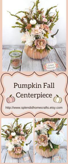 3dc322cc8345 15 Best Pumpkin table decorations images