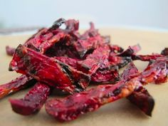 Beet Root French Fries - Food Babe