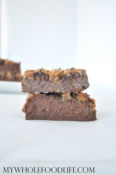 Slow Cooker Quinoa Brownies