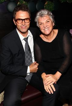 "Tyne Daly Tim Daly Photos: ""Poliwood"" After Party At The 2009 Tribeca Film…"