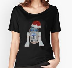R2-D2 Santa by Kirk Arts