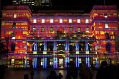 Vivid Sydney is an annual festival of light, music and ideas featuring the spectacular illumination of the Sydney Opera House sails. 25 May - 11 June