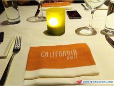California Grill, 20 de janeiro de 2014