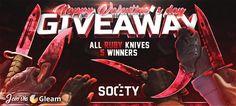 Ruby Knife Set Giveaway