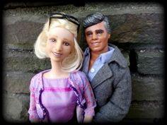 EWB-Doll-Barbie-Ken-repaint-OOAK-hand-made-grandma-and-grandpa-doll-set